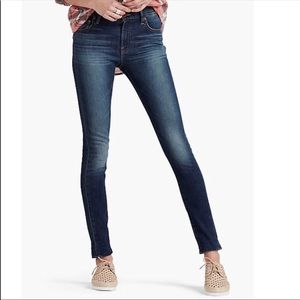 Lucky Brand Olivia High Rise Skinny Jeans 27 / 4